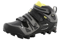 Mavic Scree Schuhe Men black/autobahn/asphalt